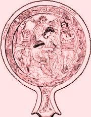Bolsena mirror