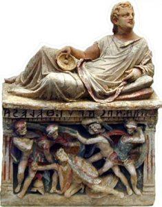 Etrusci urn 1
