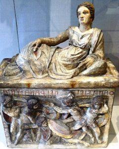 Perugia tomb